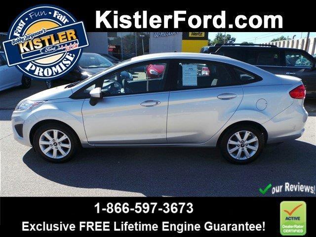 Ford Fiesta For Sale In Ohio Carsforsale Com
