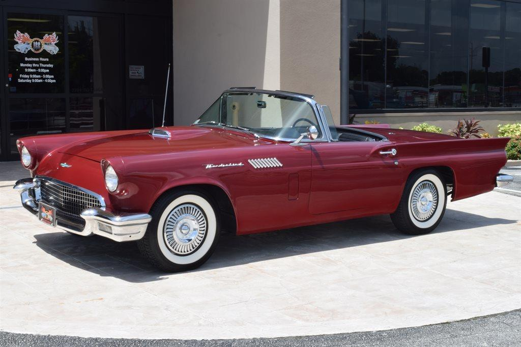 Ford Thunderbird cars for sale in Florida