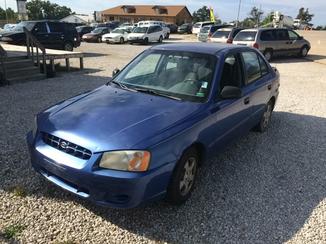 2001 Hyundai Accent For Sale Carsforsale Com