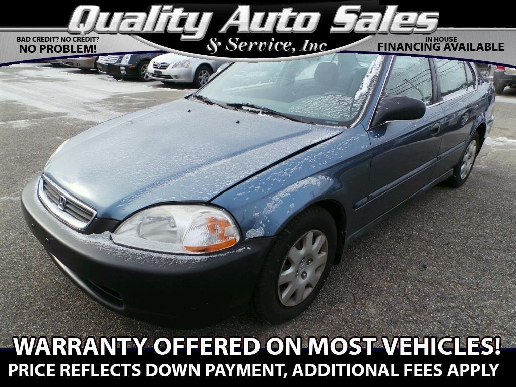 1998 Honda Civic Lx In Houston Tx: 1998 Honda Civic For Sale In Waterbury, CT