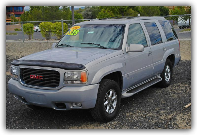 1999 gmc yukon for sale in carson city nv for Eagle valley motors carson city nv