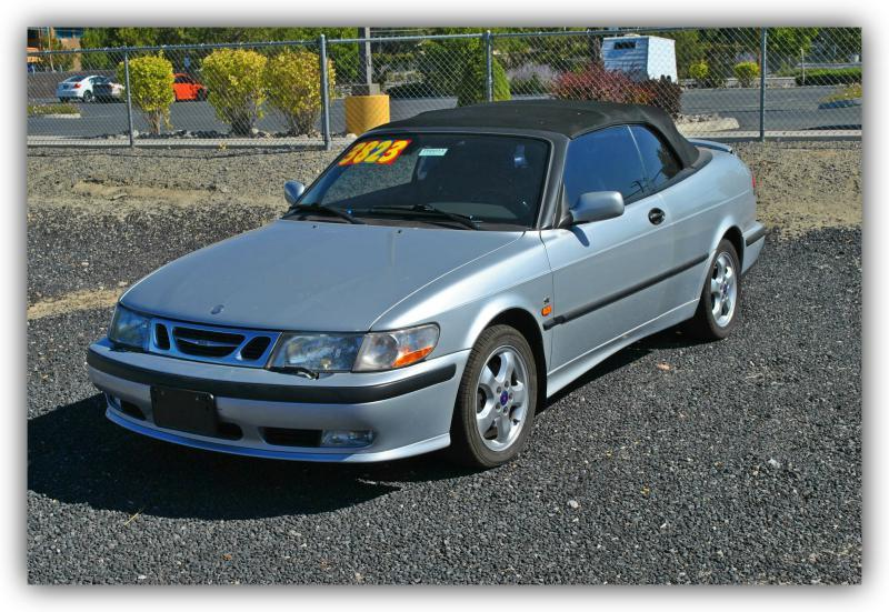 2000 saab 9 3 for sale for Eagle valley motors carson city nv
