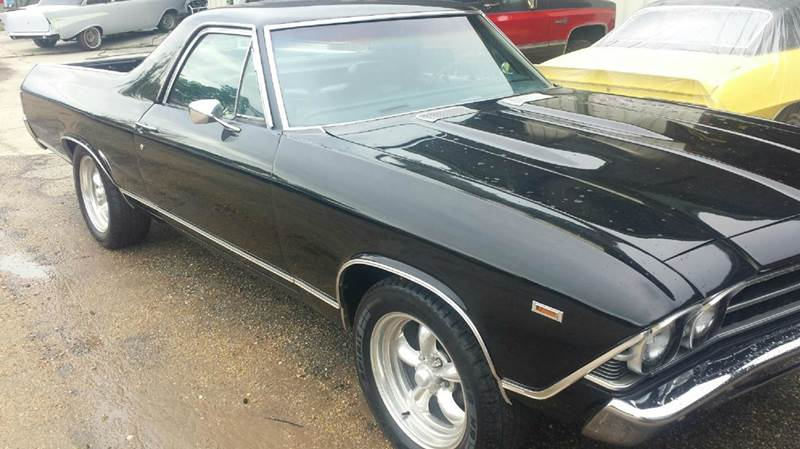 1969 chevrolet el camino for sale in fort worth tx. Black Bedroom Furniture Sets. Home Design Ideas