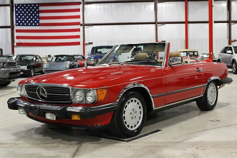 Mercedes benz 560 class for sale for Mercedes benz grand rapids mi