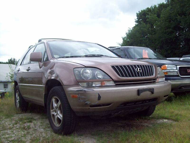 lexus rx 300 for sale in new hampshire. Black Bedroom Furniture Sets. Home Design Ideas