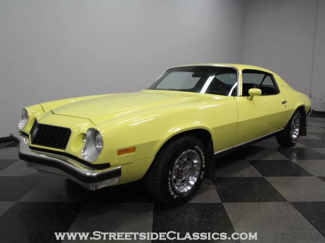 1974 chevrolet camaro for sale in charlotte nc. Black Bedroom Furniture Sets. Home Design Ideas