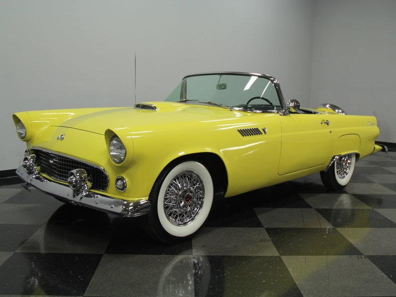 1955 ford thunderbird for sale for Cassill motors used cars