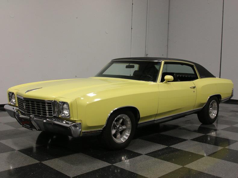 1972 Chevrolet Monte Carlo For Sale Carsforsale Com