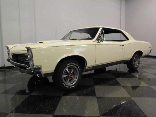 1967 Pontiac Gto For Sale In Fort Worth Tx