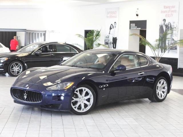 2008 maserati granturismo for sale in indianapolis in. Black Bedroom Furniture Sets. Home Design Ideas