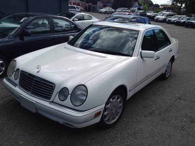 1996 Mercedes Benz E Class For Sale In Lowell Ma