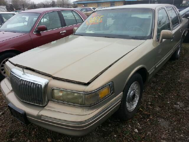 1996 lincoln town car for sale in houston tx. Black Bedroom Furniture Sets. Home Design Ideas