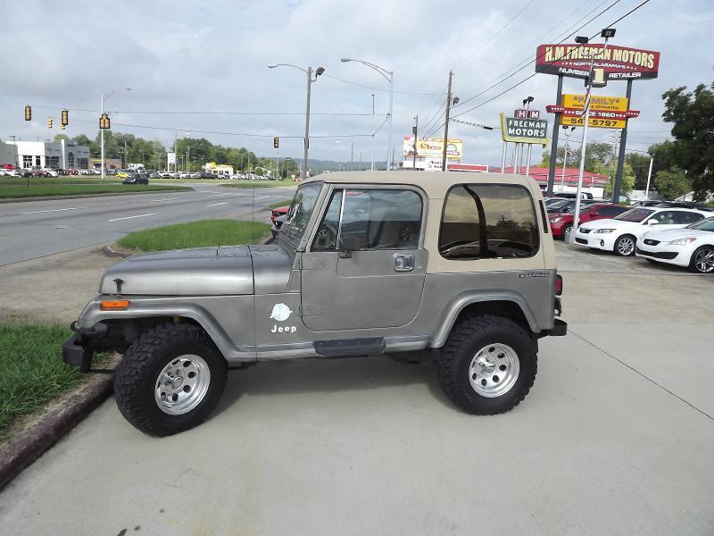 1989 Jeep Wrangler For Sale In Gadsden Al