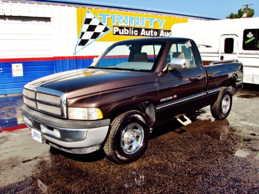 1997 dodge ram pickup 1500 for sale in dallas tx. Black Bedroom Furniture Sets. Home Design Ideas
