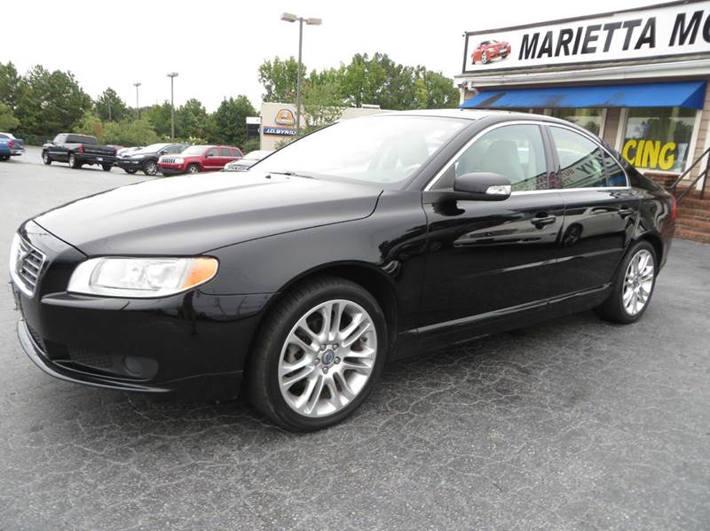 2007 volvo s80 for sale in marietta ga. Black Bedroom Furniture Sets. Home Design Ideas
