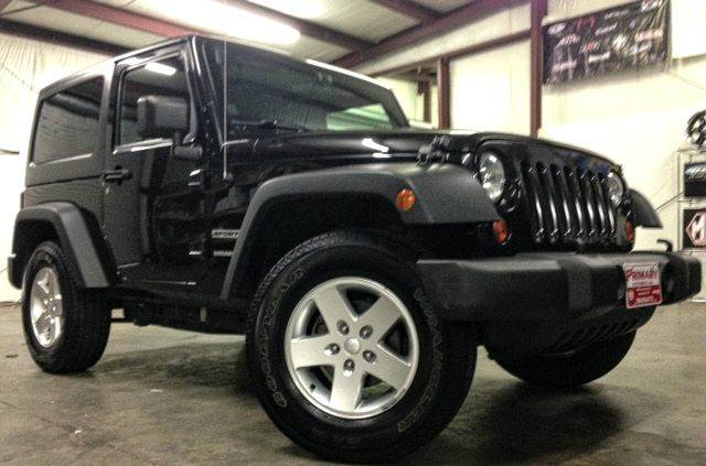 2011 jeep wrangler for sale in primary auto group for Tyler honda stevensville mi
