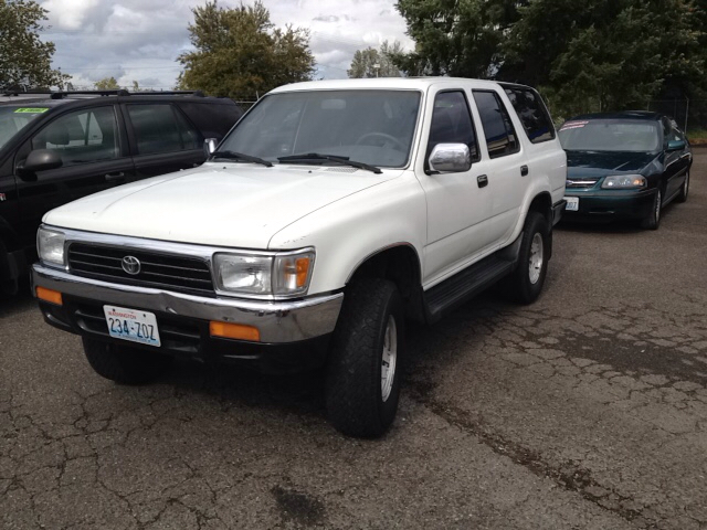 1995 toyota 4runner for sale in tacoma wa. Black Bedroom Furniture Sets. Home Design Ideas