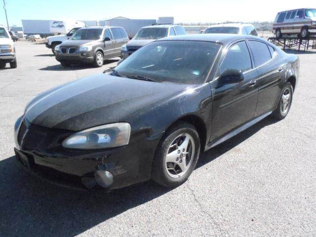 2008 pontiac grand prix for sale in idaho falls id. Black Bedroom Furniture Sets. Home Design Ideas