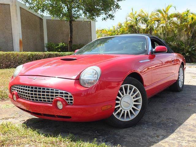 2005 ford thunderbird for sale. Black Bedroom Furniture Sets. Home Design Ideas