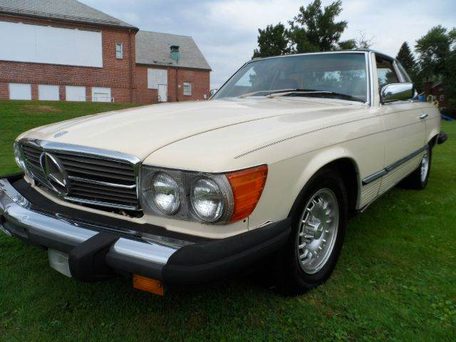 1981 mercedes benz 380 class for sale for Teeter motor co used car division malvern ar