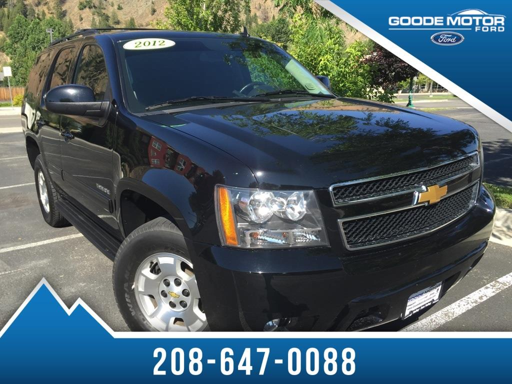 2012 chevrolet tahoe for sale in rock island il for Goode motors burley idaho
