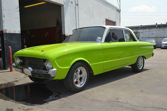 1960 ford falcon for sale in houston tx