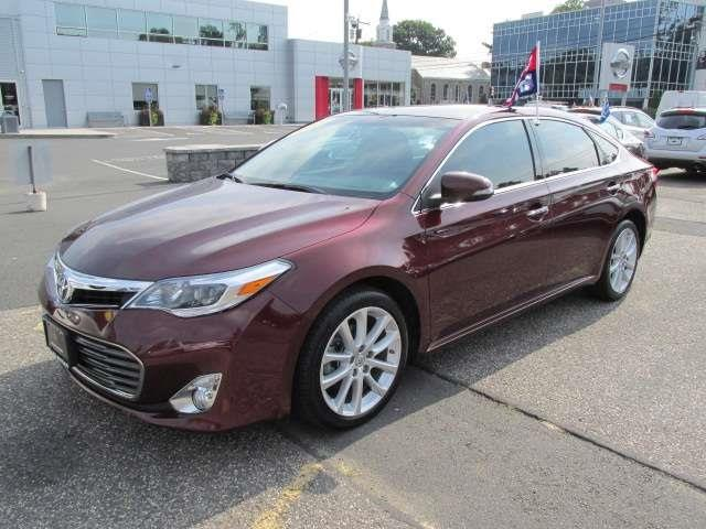 Arlington Toyota Il >> 2013 Toyota Avalon for sale in Fairfield, CT