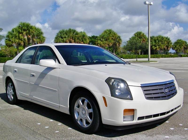 2004 cadillac cts for sale in pompano beach fl. Black Bedroom Furniture Sets. Home Design Ideas
