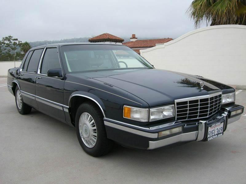 1993 Cadillac DeVille for sale - Carsforsale.com