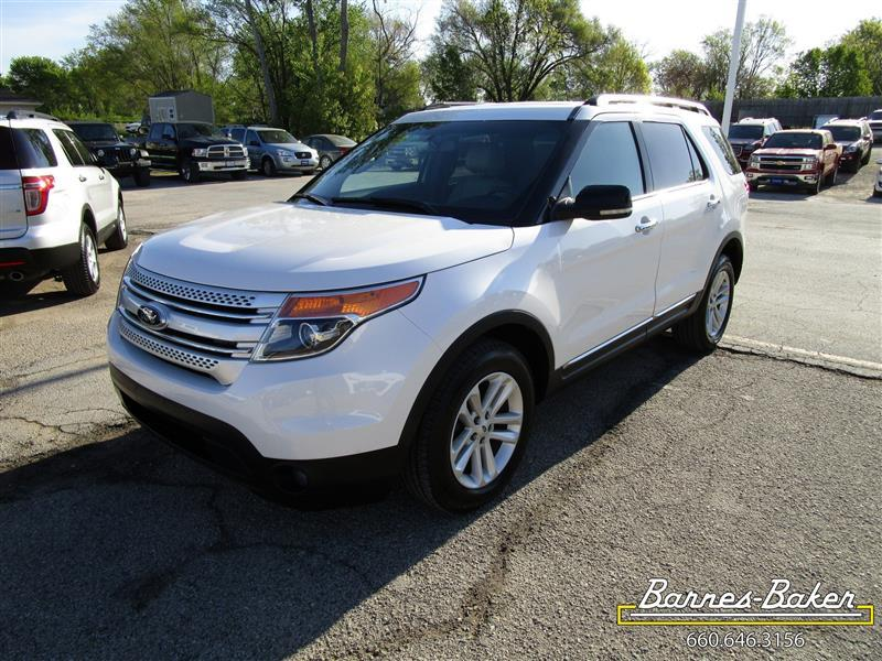 Ford explorer for sale in chillicothe mo for Barnes baker motors chillicothe missouri
