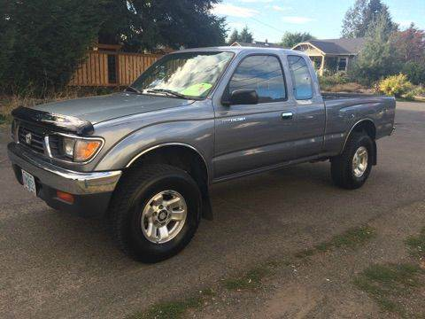 1997 Toyota Tacoma For Sale In Portland Or