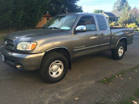2003 toyota tundra for sale in portland or. Black Bedroom Furniture Sets. Home Design Ideas