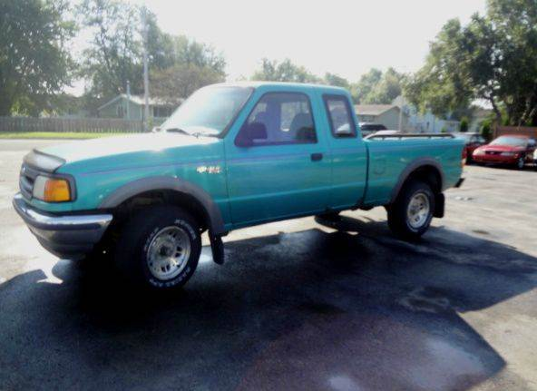 1993 ford ranger for sale in grand meadow mn. Black Bedroom Furniture Sets. Home Design Ideas