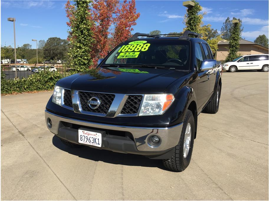 2006 nissan frontier for sale in shingle springs ca. Black Bedroom Furniture Sets. Home Design Ideas