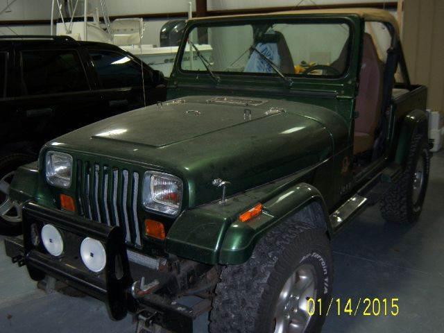 1990 jeep wrangler for sale. Black Bedroom Furniture Sets. Home Design Ideas