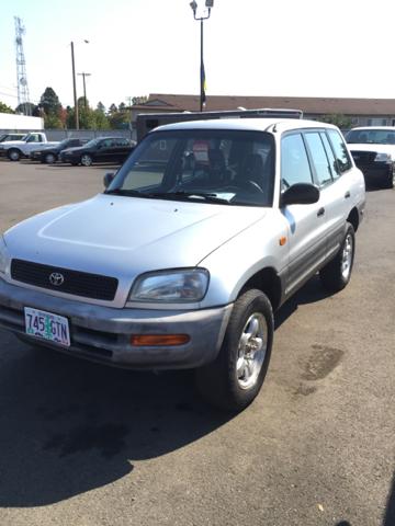 1997 Toyota RAV4 for sale in Salem OR