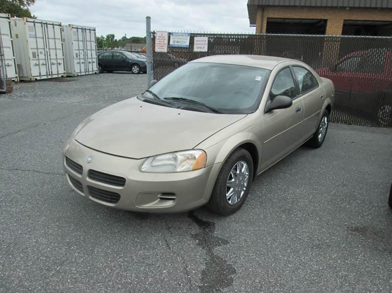 2003 Dodge Stratus For Sale In Laurel De