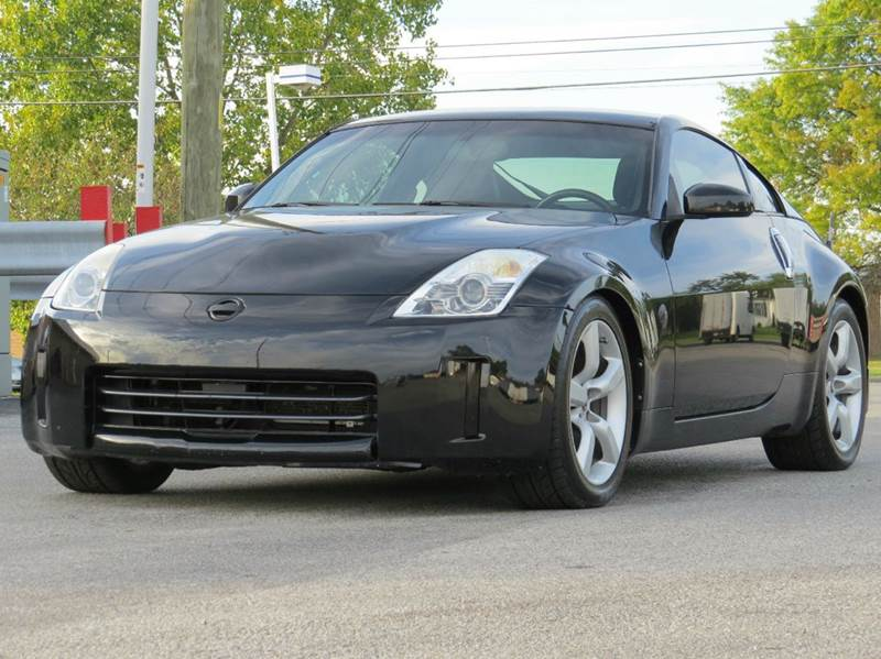 2008 nissan 350z for sale in indianapolis in. Black Bedroom Furniture Sets. Home Design Ideas