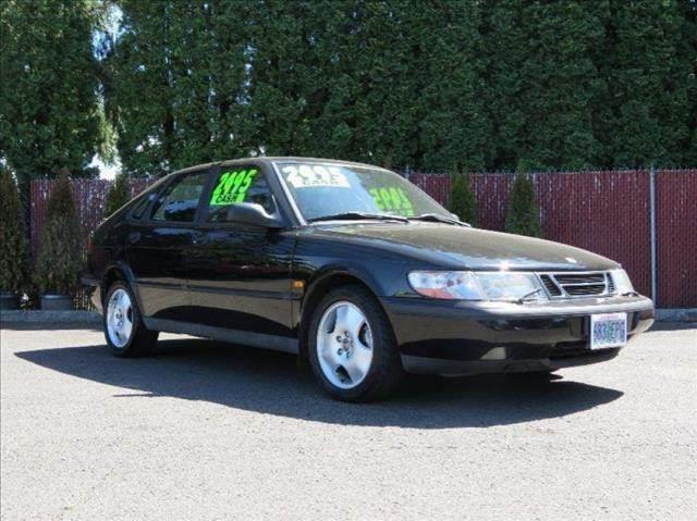 1998 saab 900 for sale in portland or. Black Bedroom Furniture Sets. Home Design Ideas