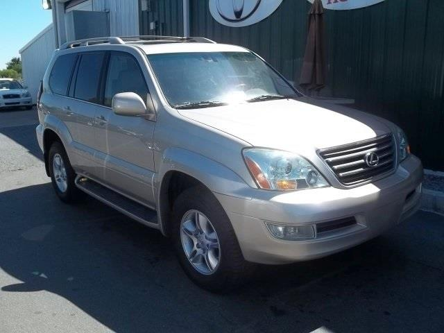 2007 lexus gx 470 for sale. Black Bedroom Furniture Sets. Home Design Ideas