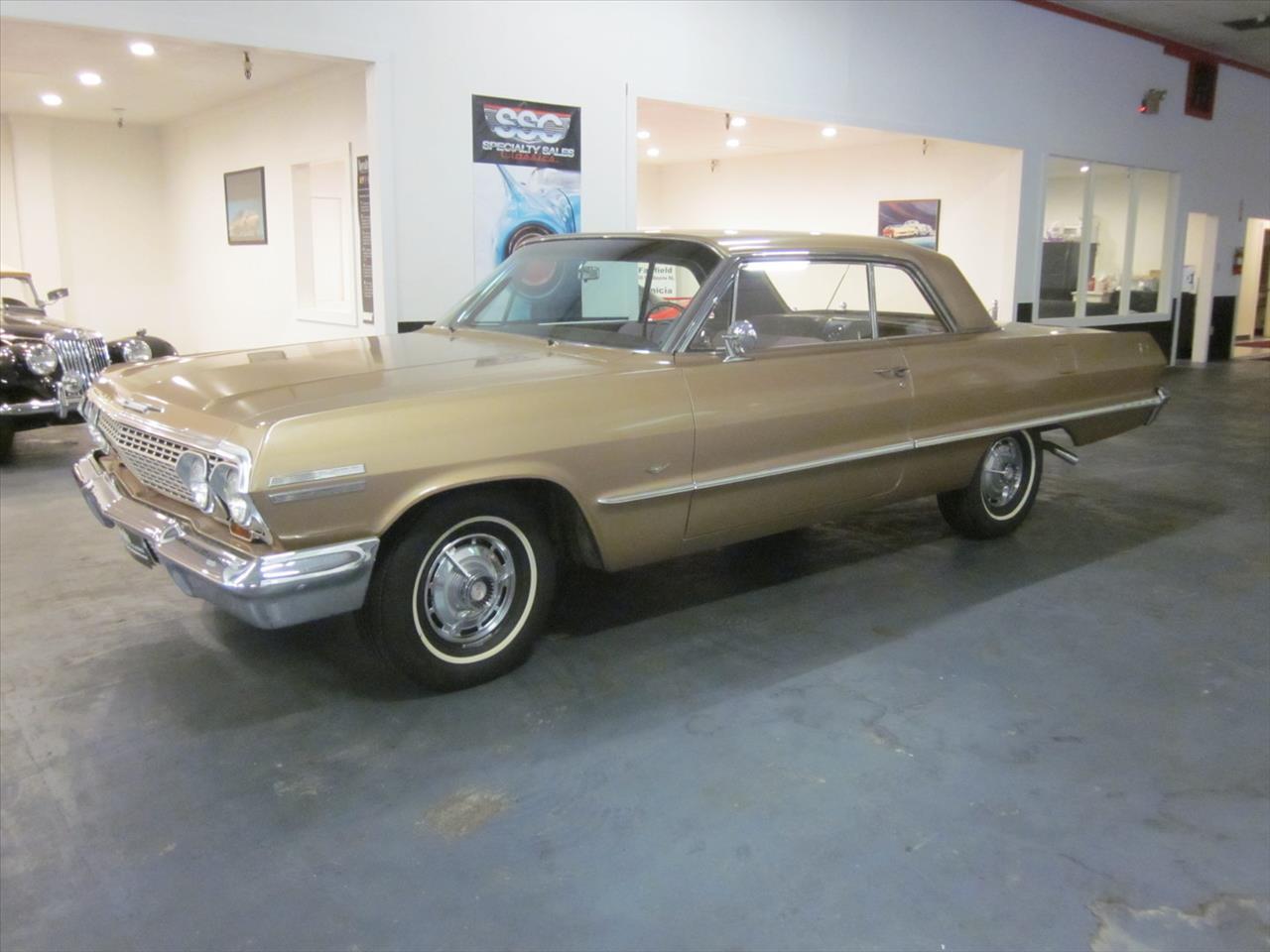 1963 chevrolet impala for sale in redwood city ca. Black Bedroom Furniture Sets. Home Design Ideas