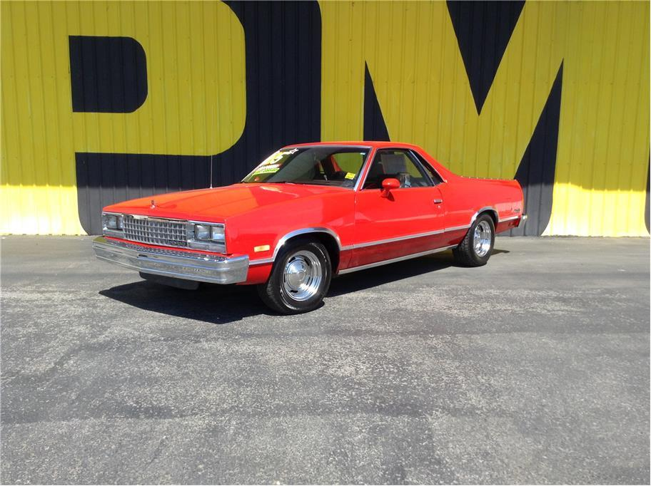 1985 chevrolet el camino for sale for Prestige motors yakima wa