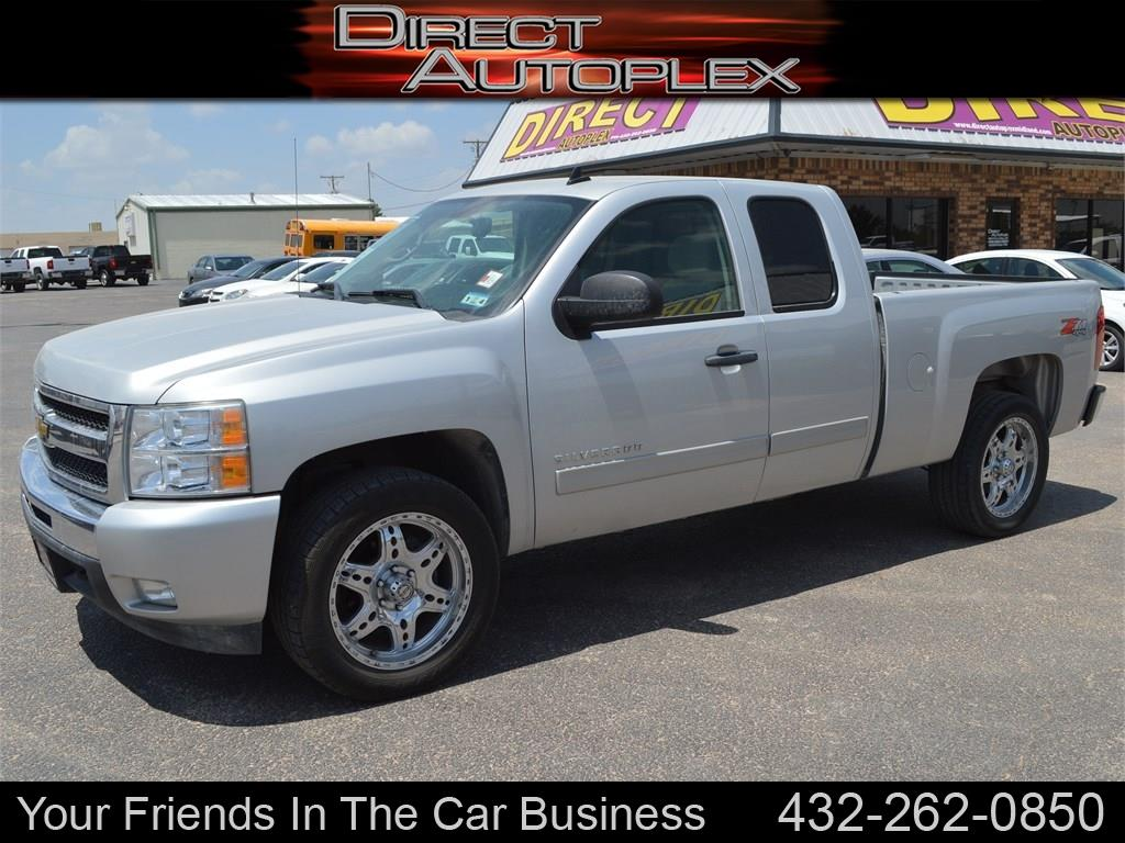 2011 chevrolet silverado 1500 for sale in midland tx