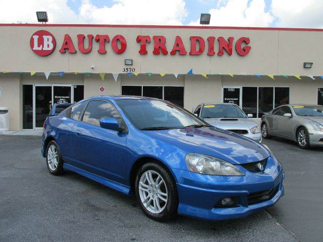 2006 acura rsx for sale in orlando fl. Black Bedroom Furniture Sets. Home Design Ideas