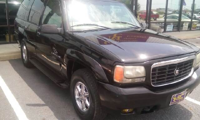 1999 cadillac escalade for sale in greenville nc. Black Bedroom Furniture Sets. Home Design Ideas