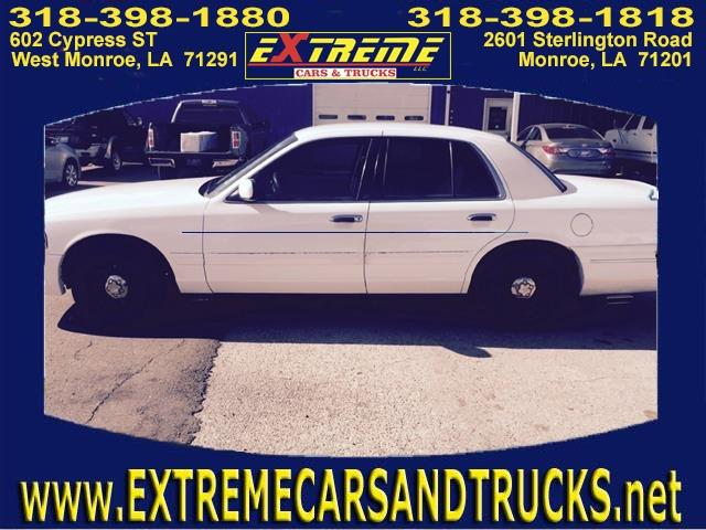 2000 ford crown victoria for sale for Extreme motors monroe la