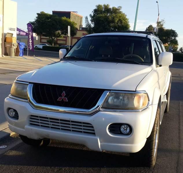 2006 Mitsubishi Montero For Sale: Mitsubishi Montero Sport For Sale In California