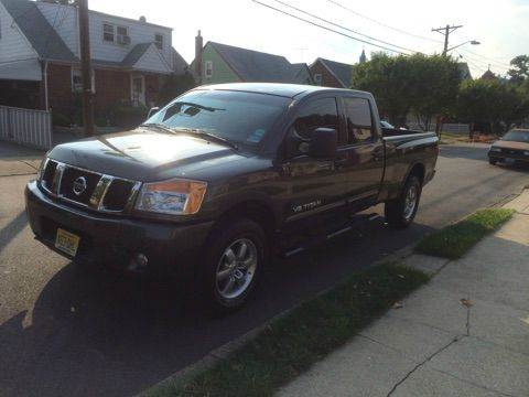 2008 nissan titan for sale in closter nj. Black Bedroom Furniture Sets. Home Design Ideas