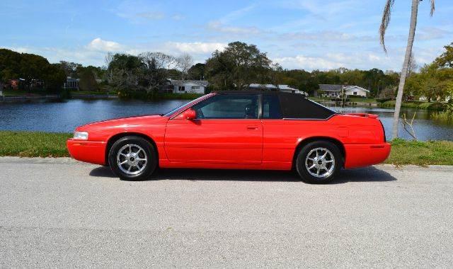 2002 Cadillac Eldorado For Sale In Clearwater Fl