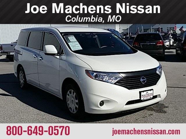 2013 nissan quest for sale in columbia mo. Black Bedroom Furniture Sets. Home Design Ideas